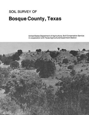 Primary view of object titled 'Soil Survey of Bosque County, Texas'.