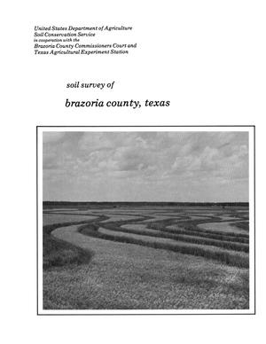 Primary view of object titled 'Soil Survey of Brazoria County, Texas'.