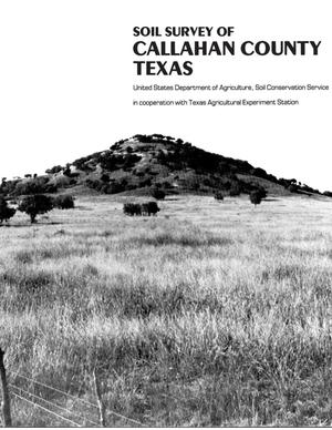 Primary view of object titled 'Soil Survey of Callahan County, Texas'.