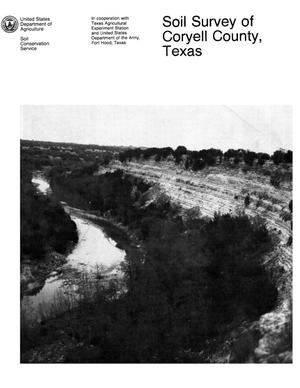 Primary view of object titled 'Soil Survey of Coryell County, Texas'.