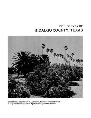 Primary view of object titled 'Soil Survey of Hidalgo County, Texas'.