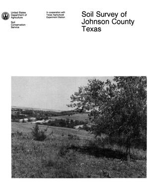 Primary view of object titled 'Soil Survey of Johnson County, Texas'.