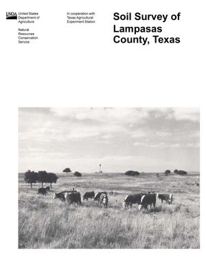 Soil Survey of Lampasas County, Texas