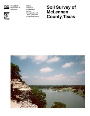 Primary view of object titled 'Soil Survey of McLennan County, Texas'.