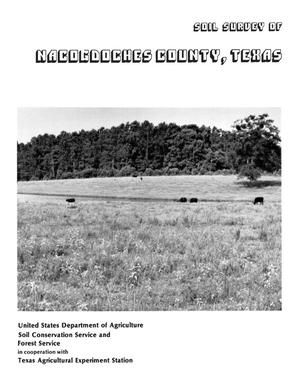 Primary view of object titled 'Soil Survey of Nacogdoches County, Texas'.