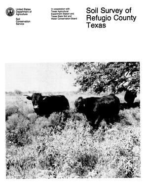 Primary view of object titled 'Soil Survey of Refugio County, Texas'.