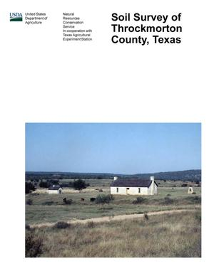 Primary view of object titled 'Soil Survey of Throckmorton County, Texas'.