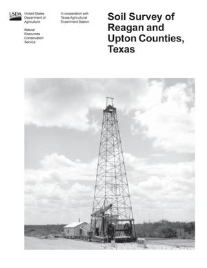 Primary view of object titled 'Soil Survey of Reagan and Upton Counties, Texas'.