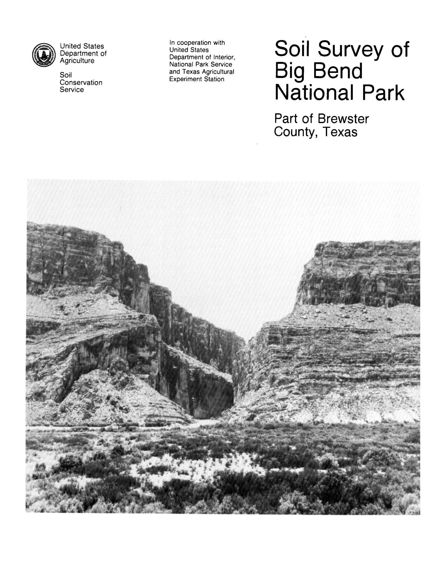 a history and overview of the big bend national park The big bend of the rio grande a guide to the rocks, landscape, geologic history, and settlers of the area of big bend national park austin, university of texas, 1968 austin, university of texas, 1968.