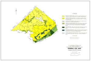 General Soil Map, Comal County, Texas