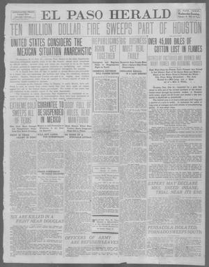 Primary view of object titled 'El Paso Herald (El Paso, Tex.), Ed. 1, Wednesday, February 21, 1912'.