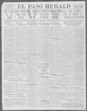 Primary view of object titled 'El Paso Herald (El Paso, Tex.), Ed. 1, Friday, May 10, 1912'.