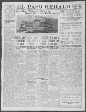 Primary view of object titled 'El Paso Herald (El Paso, Tex.), Ed. 1, Wednesday, July 24, 1912'.