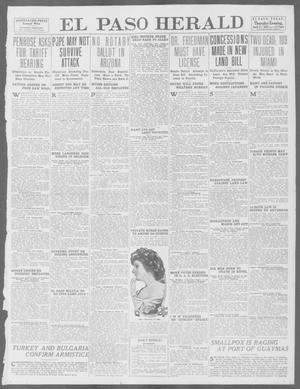 Primary view of object titled 'El Paso Herald (El Paso, Tex.), Ed. 1, Thursday, April 17, 1913'.