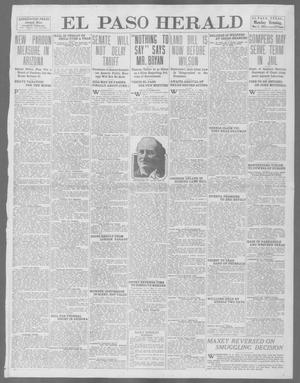 Primary view of object titled 'El Paso Herald (El Paso, Tex.), Ed. 1, Monday, May 5, 1913'.