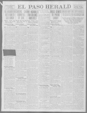 Primary view of object titled 'El Paso Herald (El Paso, Tex.), Ed. 1, Tuesday, May 27, 1913'.