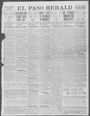 Primary view of object titled 'El Paso Herald (El Paso, Tex.), Ed. 1, Wednesday, August 20, 1913'.