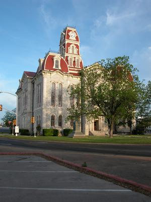 Primary view of object titled 'Parker County Courthouse'.