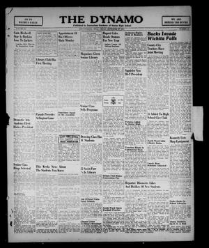 The Dynamo (Breckenridge, Tex.), Vol. 15, No. 2, Ed. 1 Friday, September 27, 1940