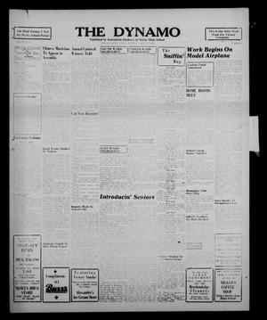 Primary view of object titled 'The Dynamo (Breckenridge, Tex.), Vol. 16, No. 2, Ed. 1 Sunday, March 1, 1942'.