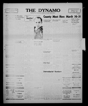 Primary view of object titled 'The Dynamo (Breckenridge, Tex.), Vol. 16, No. 4, Ed. 1 Sunday, March 15, 1942'.