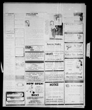 Primary view of object titled 'Stephens County Sun (Breckenridge, Tex.), Ed. 1 Tuesday, January 29, 1946'.