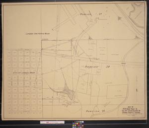 [Survey Map of Webb County]