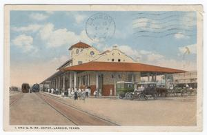 [International and Great Northern Railway Depot]
