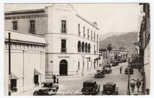 Primary view of object titled '[Hotel Iturbide, Monterrey]'.