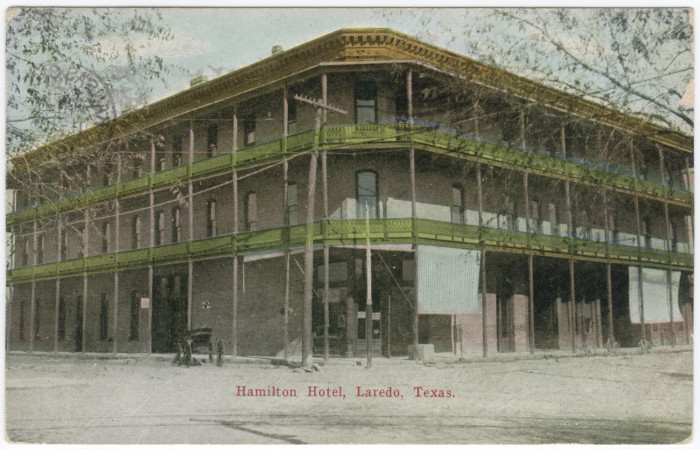 Primary View Of Object Led Hamilton Hotel Laredo Texas