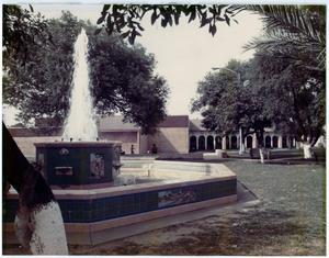 [Bruni Plaza Fountain]