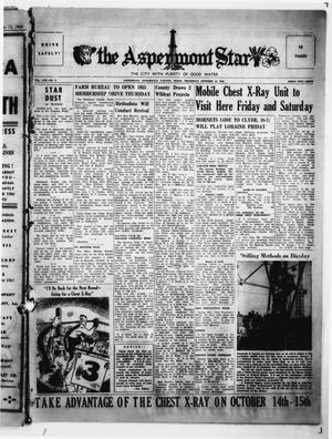 Primary view of The Aspermont Star (Aspermont, Tex.), Vol. 59, No. 5, Ed. 2 Thursday, October 13, 1955