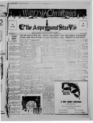 The Aspermont Star (Aspermont, Tex.), Vol. 62, No. 16, Ed. 2 Thursday, December 24, 1959