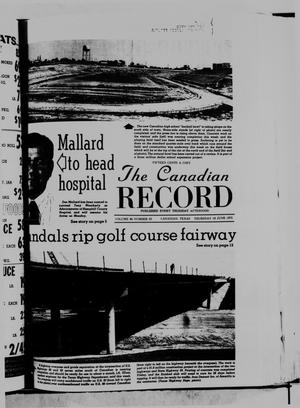 The Canadian Record (Canadian, Tex.), Vol. 86, No. 25, Ed. 1 Thursday, June 19, 1975