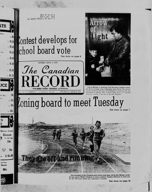 Primary view of object titled 'The Canadian Record (Canadian, Tex.), Vol. 89, No. 9, Ed. 1 Thursday, March 2, 1978'.
