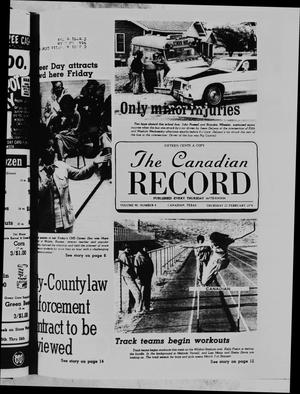 The Canadian Record (Canadian, Tex.), Vol. 90, No. 8, Ed. 1 Thursday, February 22, 1979