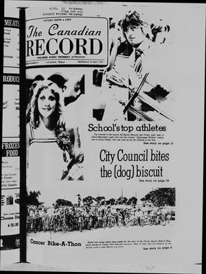 The Canadian Record (Canadian, Tex.), Vol. 90, No. 21, Ed. 1 Thursday, May 24, 1979