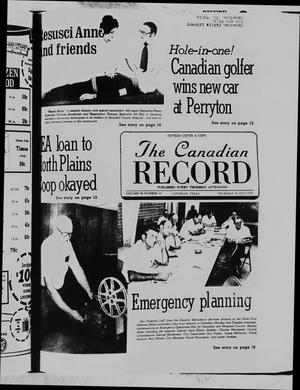 The Canadian Record (Canadian, Tex.), Vol. 90, No. 30, Ed. 1 Thursday, July 26, 1979