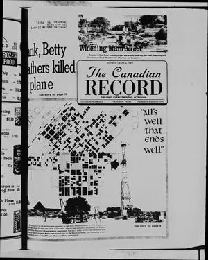 Primary view of object titled 'The Canadian Record (Canadian, Tex.), Vol. 90, No. 36, Ed. 1 Thursday, September 6, 1979'.