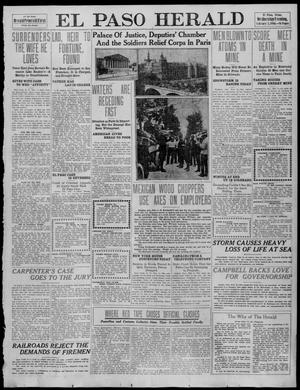 Primary view of object titled 'El Paso Herald (El Paso, Tex.), Ed. 1, Wednesday, February 2, 1910'.