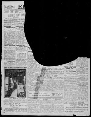 Primary view of object titled 'El Paso Herald (El Paso, Tex.), Ed. 1, Wednesday, July 6, 1910'.