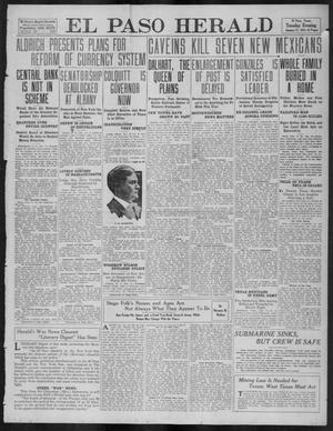 Primary view of object titled 'El Paso Herald (El Paso, Tex.), Ed. 1, Tuesday, January 17, 1911'.