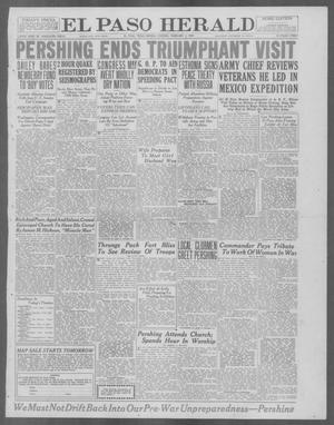 Primary view of object titled 'El Paso Herald (El Paso, Tex.), Ed. 1, Monday, February 2, 1920'.