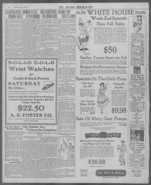 El paso herald el paso tex ed 1 friday august 6 1920 page upcoming item 14 solutioingenieria Image collections