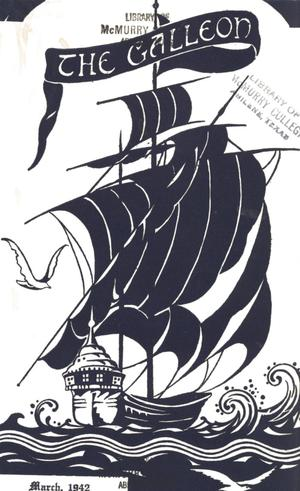 The Galleon, Volume 17, Number 2, March 1942