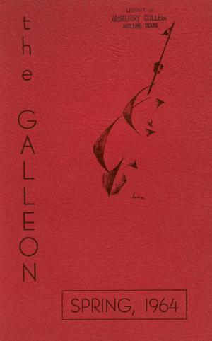 The Galleon, Volume 40, Number 2, Spring 1964