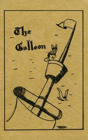 Primary view of object titled 'The Galleon, Volume 44, Number 1, Spring 1969'.