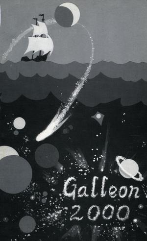 Primary view of object titled 'The Galleon, Volume 75, 2000'.