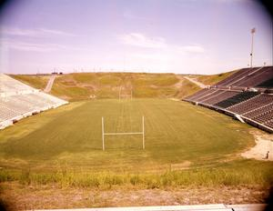 [Buffalo Bowl at West Texas State University in Canyon]