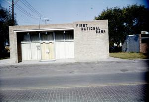 [First National Bank in Canyon]